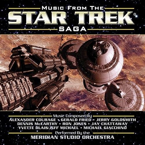 Music From The Star Trek Saga 1 /  O.S.T.