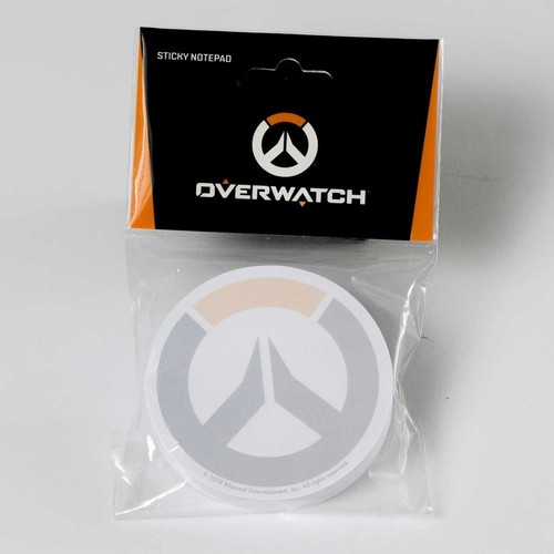 - Overwatch Sticky Notepad
