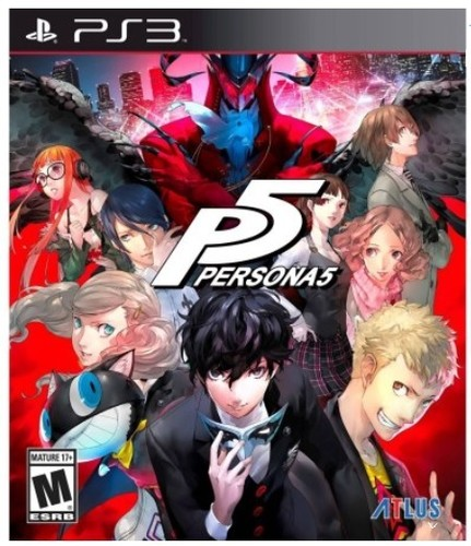 Persona 5 for PlayStation 3
