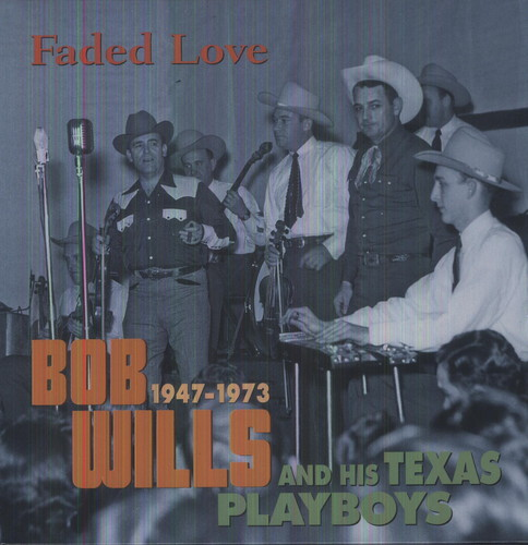 Faded Love 1947-1973 (13 Cd 1 Dvd & Book Box Set)