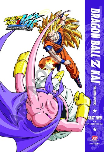 Dragon Ball Z Kai: The Final Chapters - Part Two