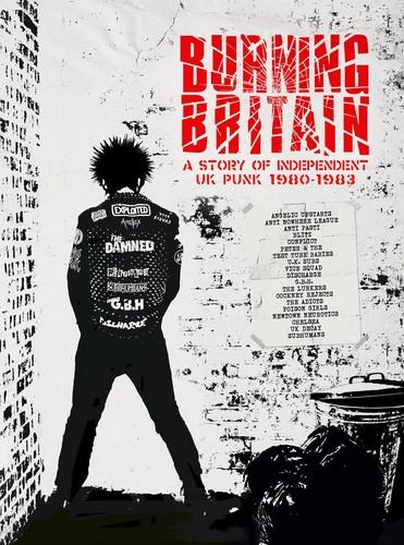 Burning Britain Story Of Uk Independent Punk - Burning Britain: A Story Of Independent UK Punk 1980-1983 / Various