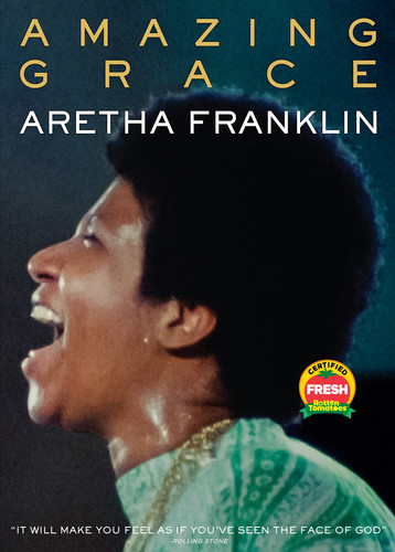 Aretha Franklin - Amazing Grace [DVD]