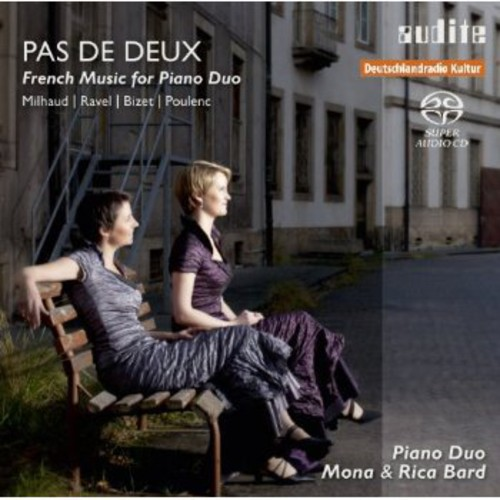 Pas de Deux: French Music for Piano Duo