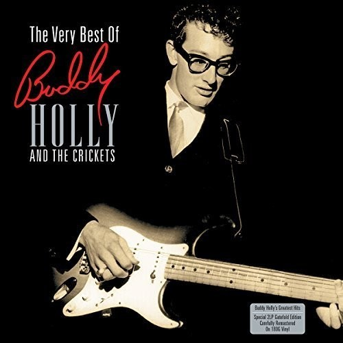 Buddy Holly & Crickets - Very Best Of (Uk)