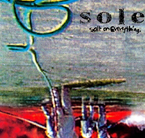 Sole - Salt On Everything [LP]
