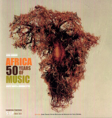 Africa: 50 Years Of Music