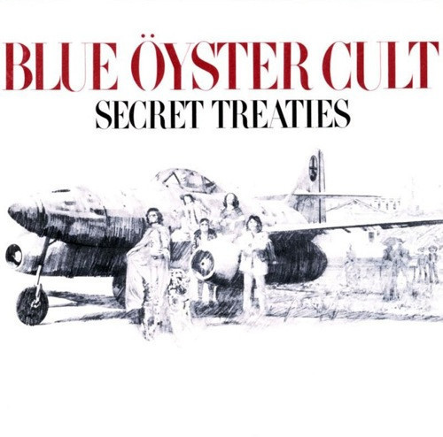 Blue Oyster Cult : Secret Treaties