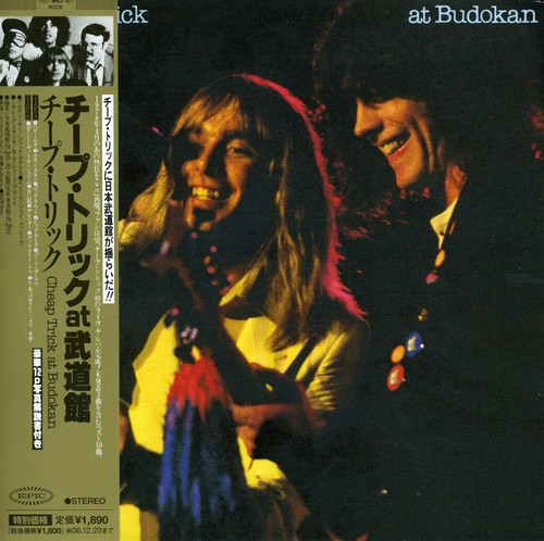 Cheap Trick - At Budokan (Mini Lp Sleeve) [Import]