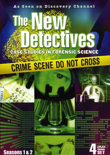 The New Detectives: Case Studies in Forensic Science: Seasons 1 & 2