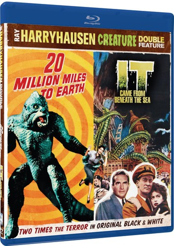 20 Million Miles to Earth /  It Came From Beneath