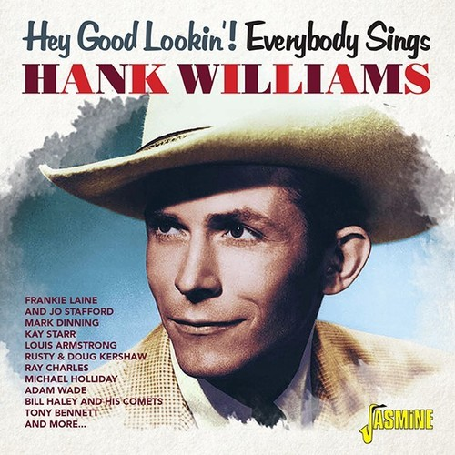 Hey Good Lookin: Everybody Sings Hank Williams /  Various [Import]