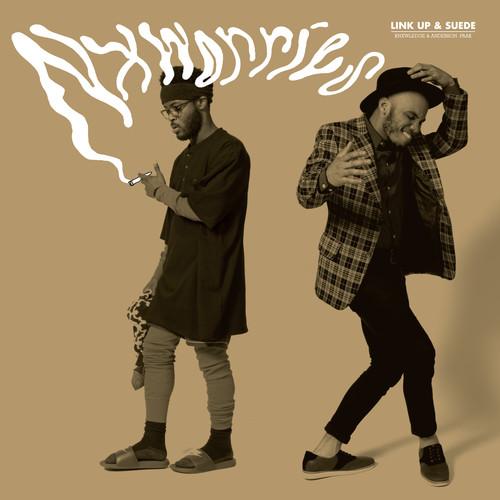 NxWorries - Link Up & Suede EP [Vinyl]