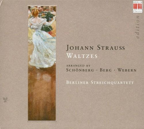 Johann Strauss JR Arranged By Berg Schoenberg &