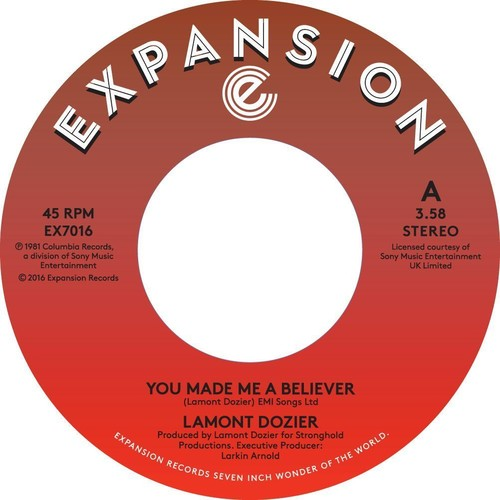 You Made Me A Believer /  Starting Over (We've Made The Necessary Chang