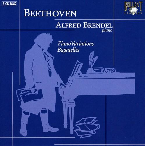 Piano Variations & Bagatelles