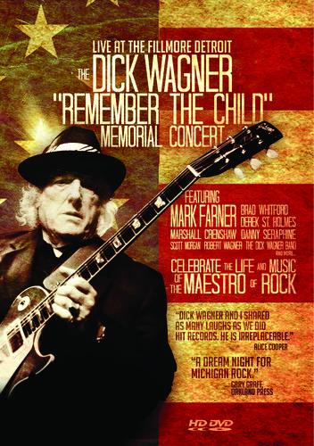 Dick Wagner Remember the Child - Memorial /  Var