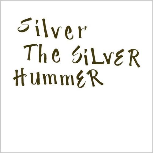 Silver Hummer