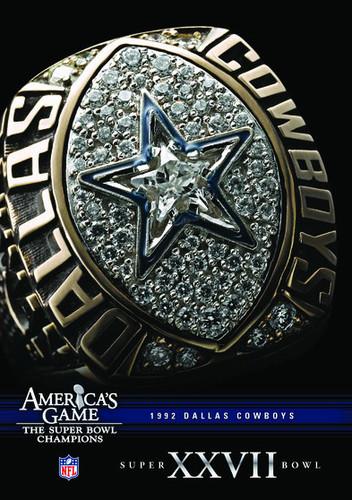 Nfl America's Game: 1992 Cowboys (Super Bowl XXVII)