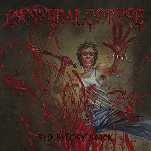 Cannibal Corpse - Red Before Black [Opaque Red LP]