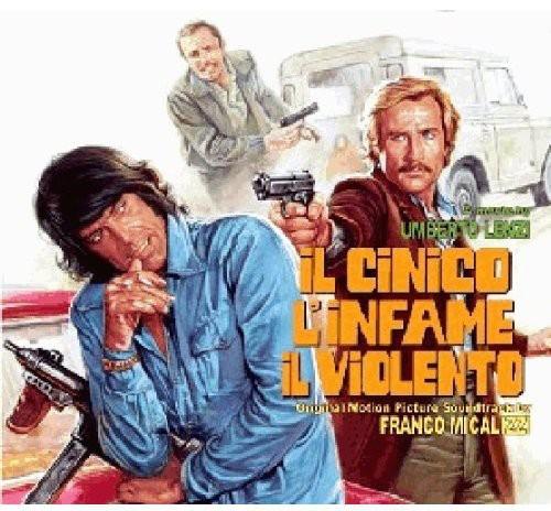 Il Cinico L'infame (Original Soundtrack) [Import]