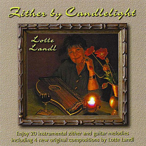 Zither By Candlelight