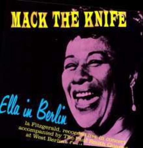 Ella Fitzgerald - Mack The Knife: Ella In Berlin [LP]