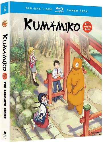 Kuma Miko: The Complete Series