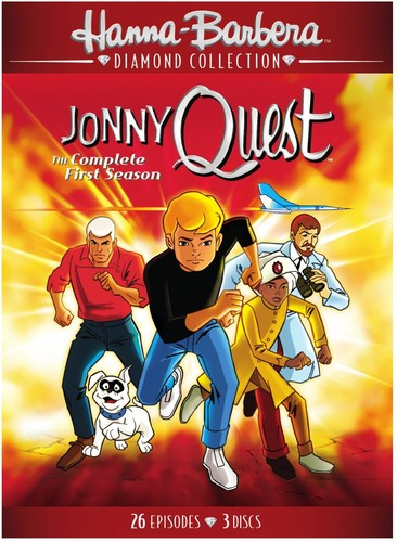 Jonny Quest: The Complete First Season