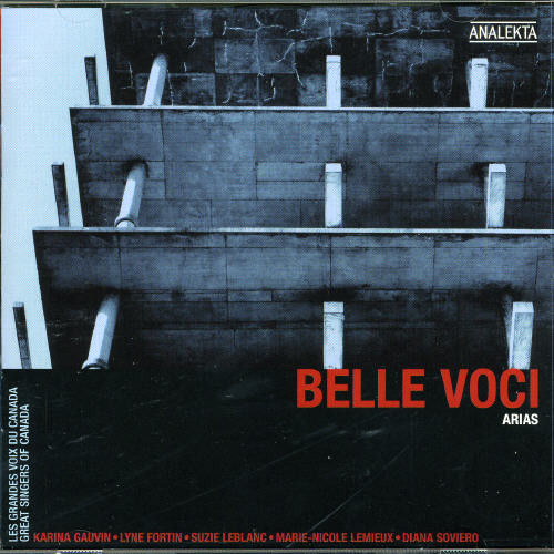 Belle Voci: Arias /  Various