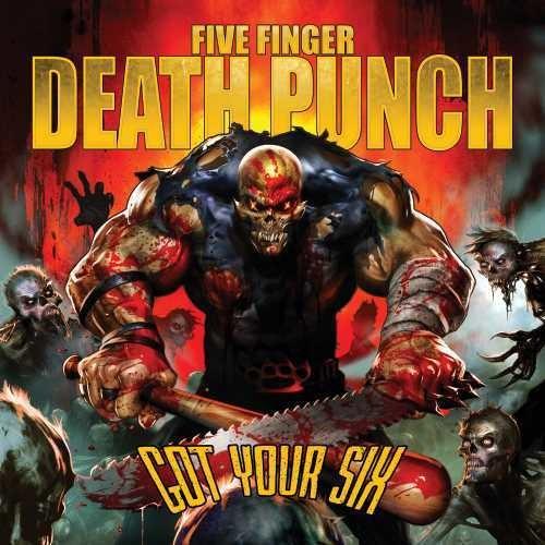 Five Finger Death Punch - Got Your Six [Clean]