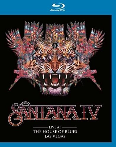 Santana - Live at The House of Blues, Las Vegas [Import Blu-ray]