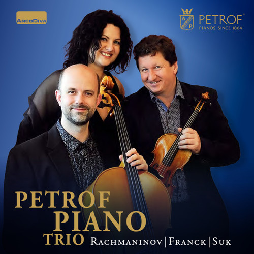 Petrof Piano Trio Plays Rachmaninov