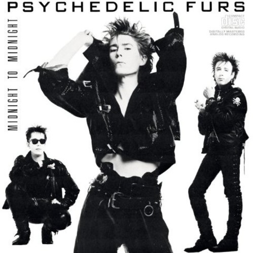 The Psychedelic Furs - Midnight To Midnight (Hol)