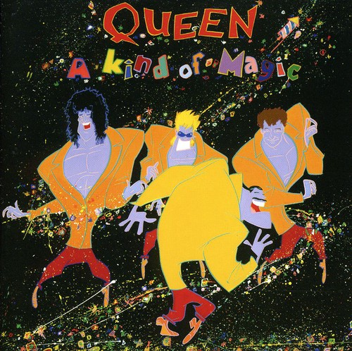 Queen - Kind Of Magic: Deluxe Edition [Import]
