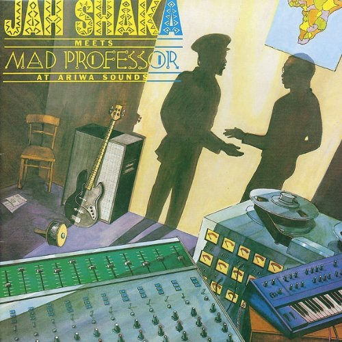 Jah Shaka-Meets Mad Professor
