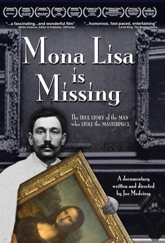 - Mona Lisa Is Missing
