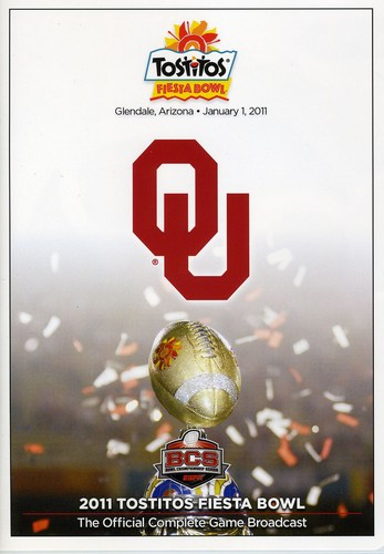 2011 Tostitos Fiesta Bowl-Ou Vs Uconn