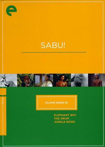 Sabu! (Criterion Collection: Eclipse Series 30)