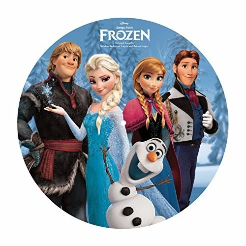 Songs From Frozen (Various Artists)