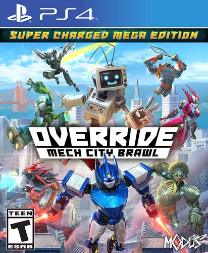 - Override: Mech City Brawl