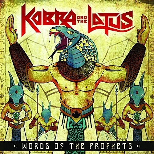 Kobra and The Lotus - Words Of The Prophets [Digipak]