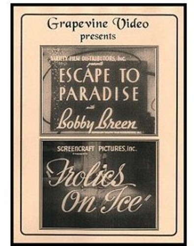 Escape to Paradise (1939) /  Everything's on Ice