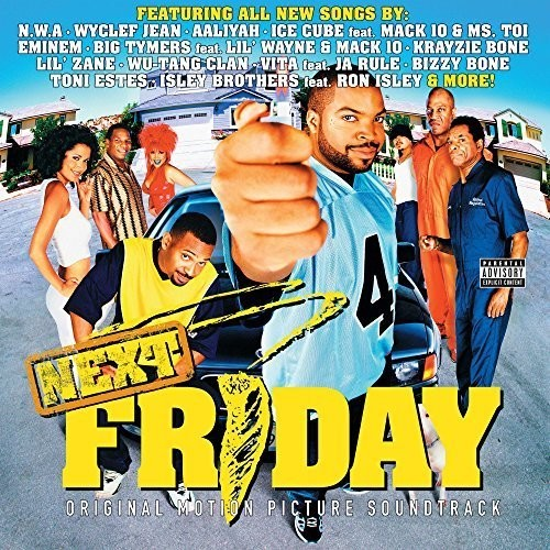 Next Friday [Explicit Content]