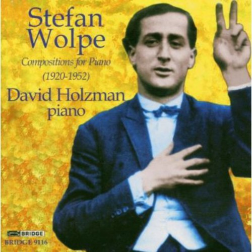 Compositions for Piano (1920-1952)