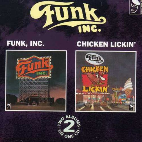 Funk Inc/ Chicken Lickin [Import]