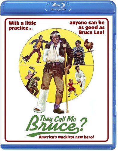 - They Call Me Bruce (1982)