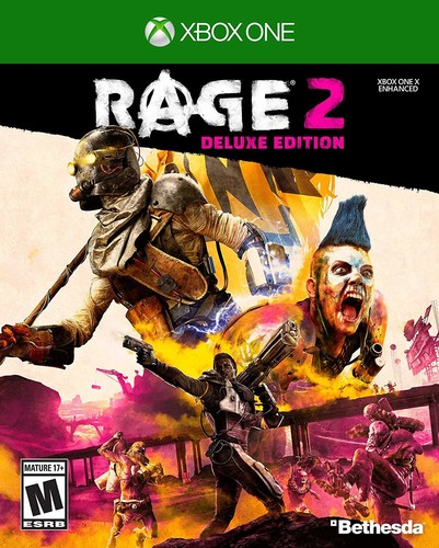 Xb1 Rage 2 - Deluxe Edition - Rage 2 - Deluxe Edition for Xbox One