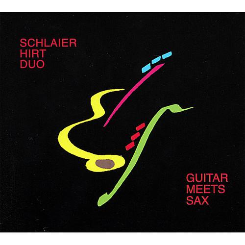 Guitar Meets Sax