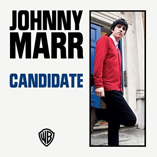 Johnny Marr - Candidate [Vinyl Single]